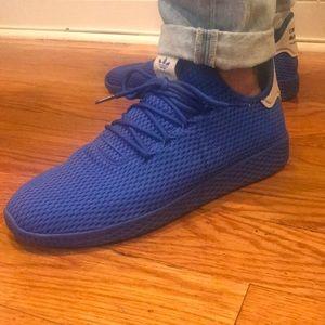 🔥🔥🔥 Pharrell Williams Adidas Hu Tennis Size 11